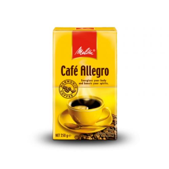 Melitta Кофе Allegro жареный молотый 250 гр