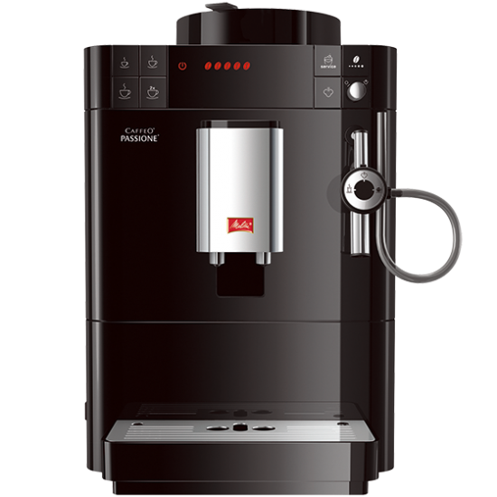 Автоматическая кофемашина Melitta Caffeo Passione F 530-102