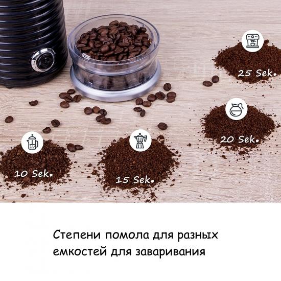 Кофемолка FIRST FA-5482-2 BA