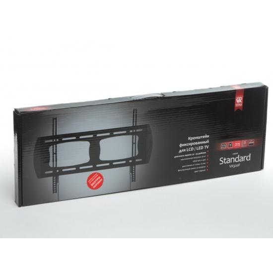 "VITAX Кронштейн VX 320F, Standard LED/LCD тв 32""-55"",(до 56кг)black"