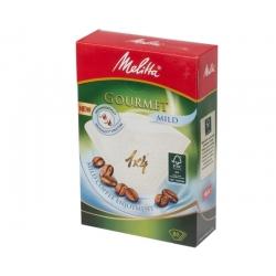 Фильтры бумажные Melitta для заваривания кофе 1х4/80, Гурмэ Милд