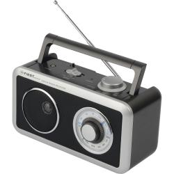Радиоприемник First FA-1905 Black