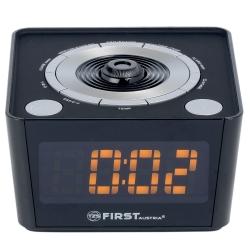 Радио часы First FA-2421-5 Black