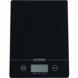 Весы кухонные First FA-6400 Black