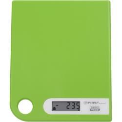 Весы кухонные First FA-6401-1 Green