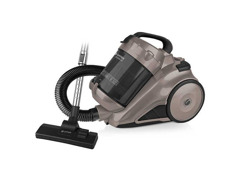 Пылесос VT-8109 от VITEK – безупречная уборка Вашего дома!