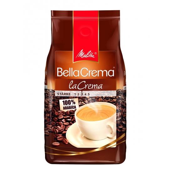 Кофе в зернах Melitta Bella Crema La Crema 1 кг