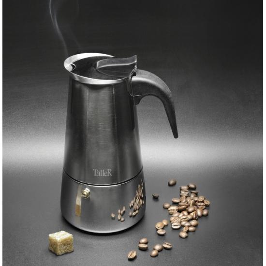 Кофеварка гейзерная TalleR TR-11321 300 мл