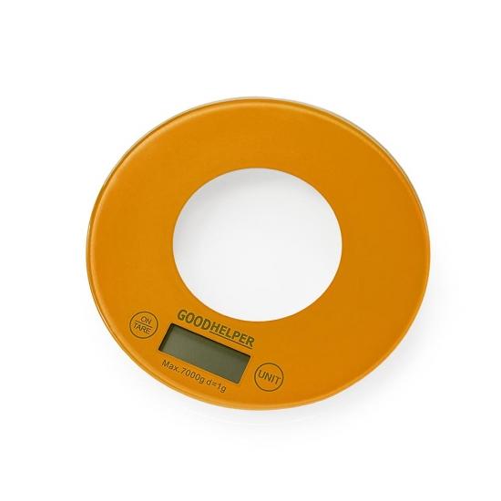 Весы GOODHELPER кухонные KS-S03 оранжевый