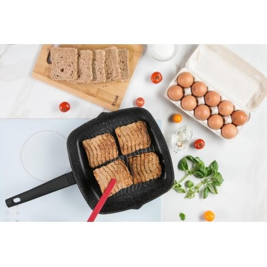 Сковорода гриль TalleR TR-44005 28 см
