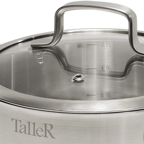 Кастрюля TalleR TR-7233 2,8 л