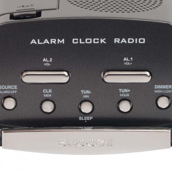Радиочасы First FA-2416 MT.Grey