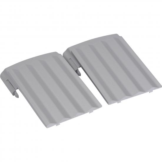 Щипцы для выпрямления волос First FA-5670-2 White