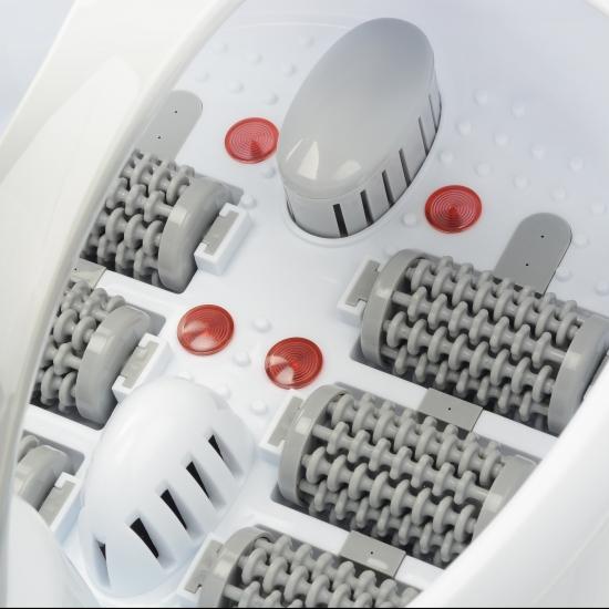 Маcсажная ванна для ног First FA-8115-1 White-grey