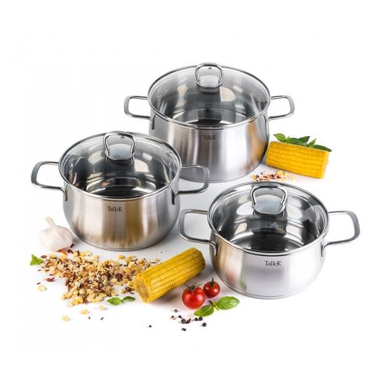 Набор посуды TR-17120 Бригг   6 предметов