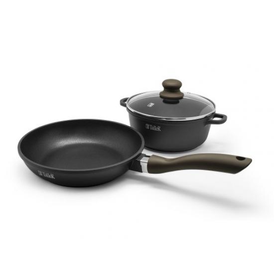 Набор посуды TalleR TR-98040 Scarlet