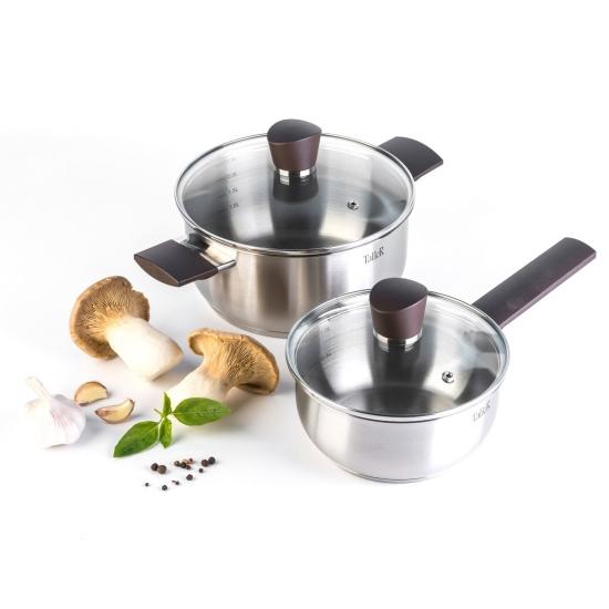 Набор посуды TalleR TR-17380 Левенс 4 предмета
