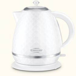 Чайник электрический Brayer BR1008BWH