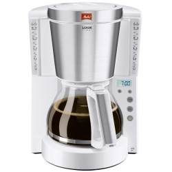 Кофеварка Melitta Look IV Therm Timer белый