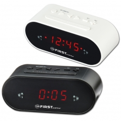 Радио часы First FA-2406-5 BA