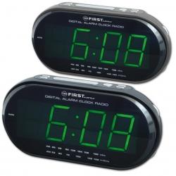 Радиочасы FIRST FA-2409-1-RF Grey
