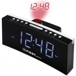Радио часы с проектором First FA-2420-4 Black