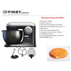 Миксер-тестомес FIRST FA-5259-3-BA