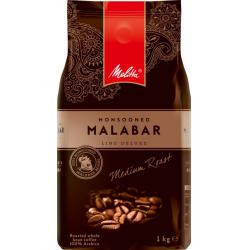 """Кофе Melitta """"Monsooned Malabar"""" line DeLuxe жареный в зернах 1 кг"""