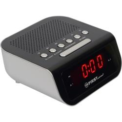 Радиочасы First FA-2406-1 Black