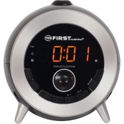 Радиочасы First FA-2421-6 Black