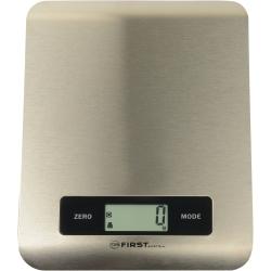 Весы кухонные First FA-6403 Silver