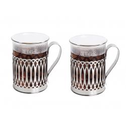 Чайная пара TalleR TR-32318 Адриан | 2 предмета